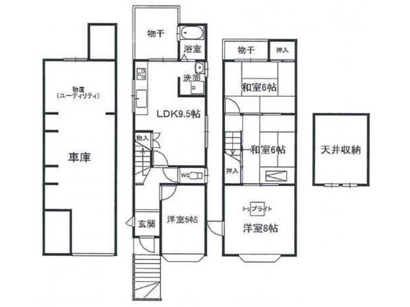 京都市伏見区 一戸建ての不動産検索