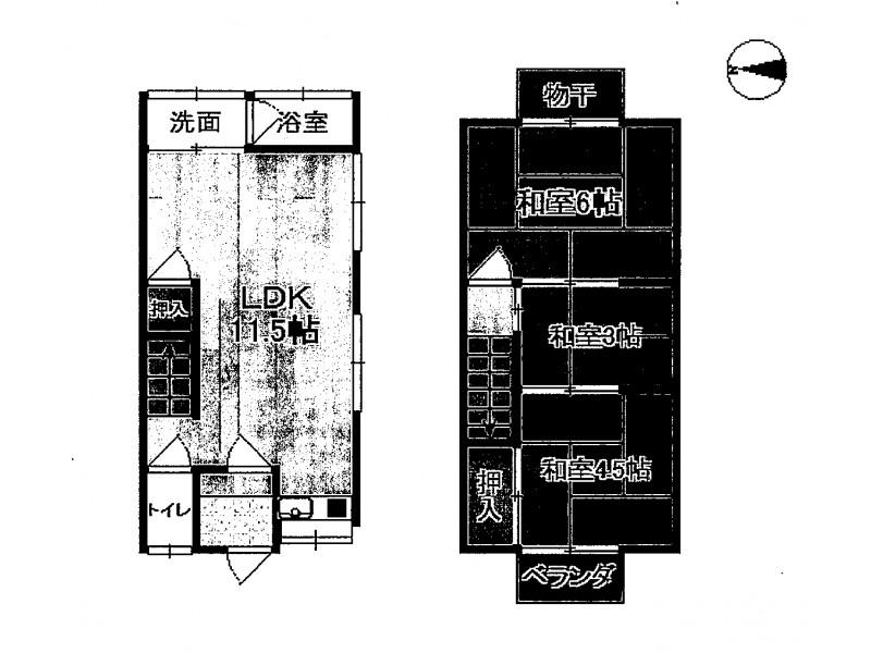 宇治市|一戸建ての不動産検索