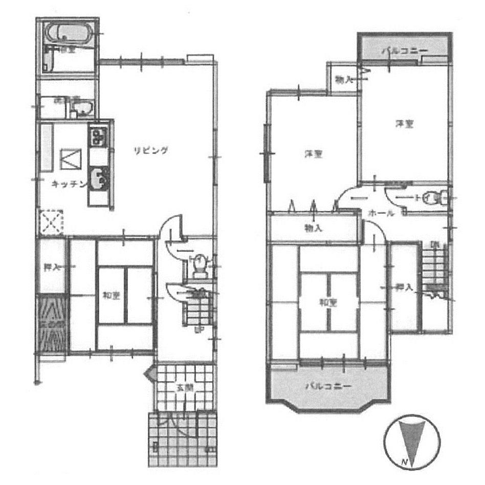 宇治市|一戸建て|木幡駅の不動産検索