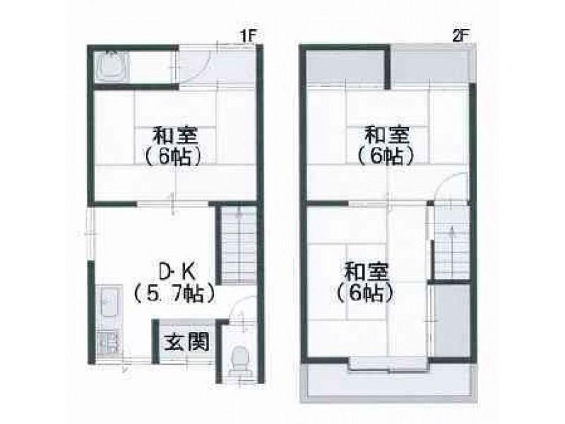 京都市南区 一戸建ての不動産検索