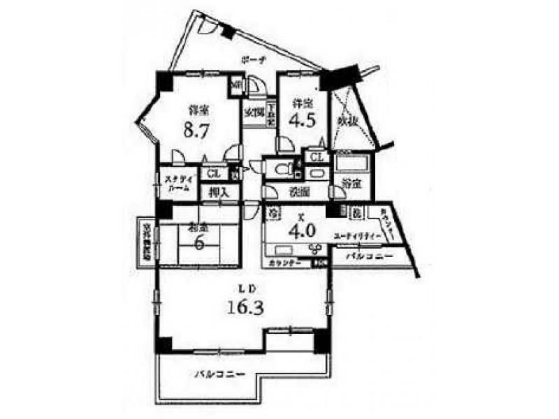 木津川市|マンションの不動産検索