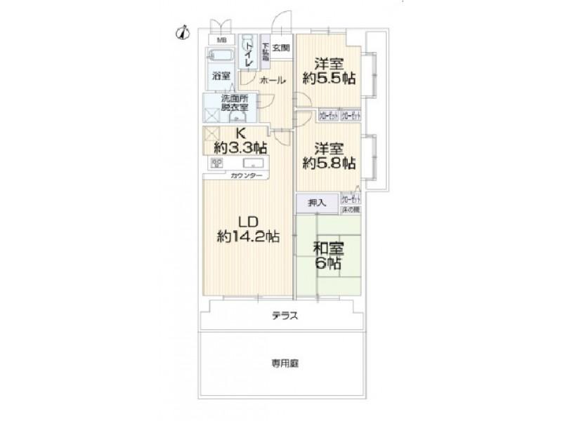 京都府南部 マンションの不動産検索