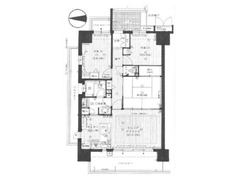 城陽市|マンション|長池駅の不動産検索