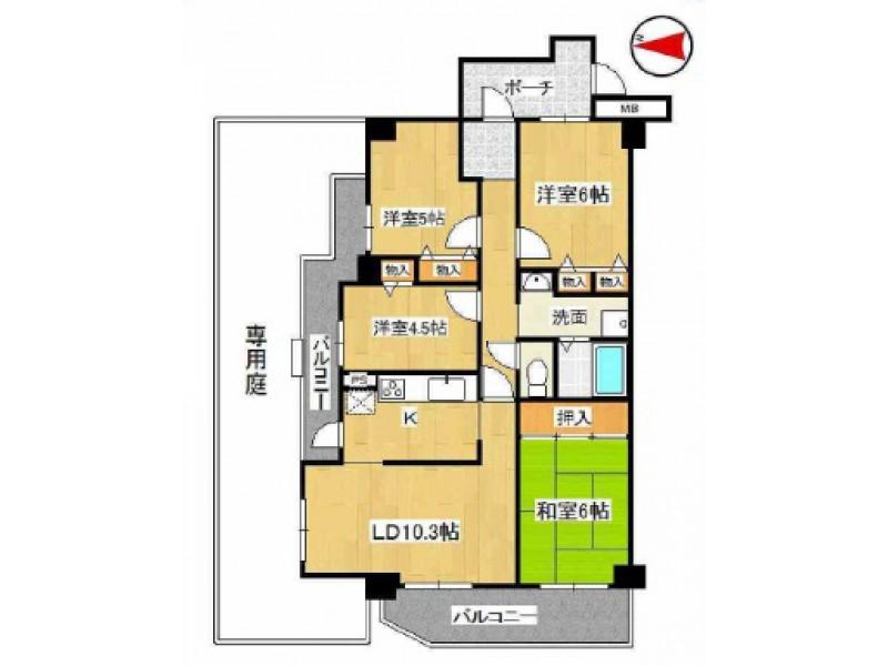 綴喜郡/井手町・宇治田原町|マンションの不動産検索