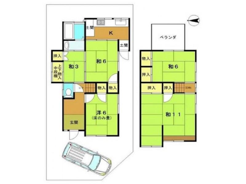 京都府南部|一戸建ての不動産検索